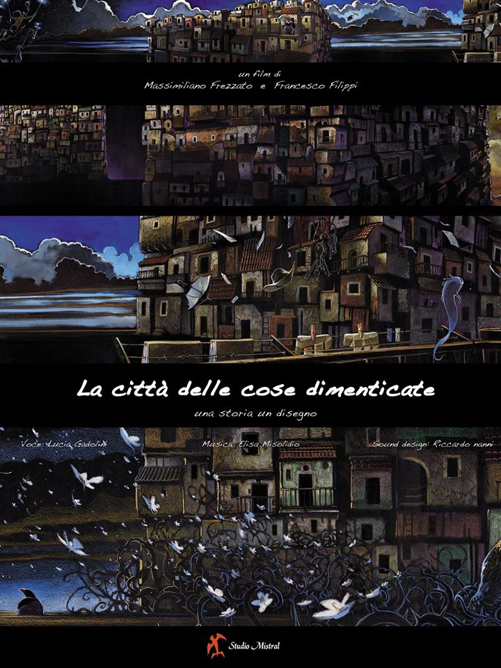 La città delle cose dimenticate (film di Massimiliano Frezzato e Francesco Filippi)