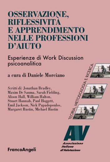 Teoria e pratica dei gruppi di Work Discussion: un nuovo libro
