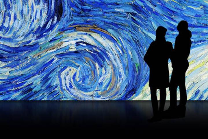 """Considerazioni post seminario """"L'arte dell'incontro: S. Resnik e la Notte Stellata di Van Gogh"""" – di Marianna Burlando"""