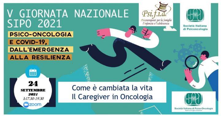 Seminario in occasione della V° Giornata Nazionale della Psico-oncologia 2021
